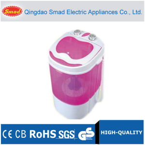 3kg Mini Portable Single Tub Washing Machine pictures & photos
