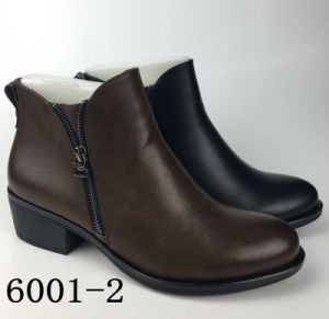 Factory Manufacture Various Ladies Ankle Boots pictures & photos