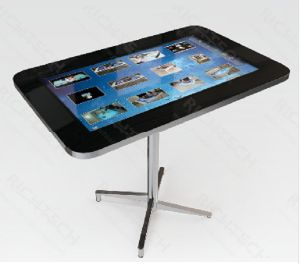 New! 46′′ Interactive Multi Touch Table LED Touch Screen Monitor pictures & photos