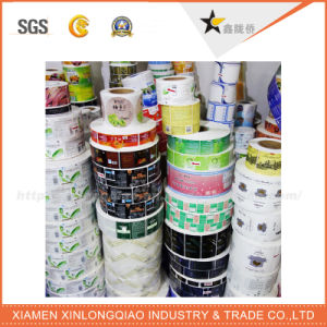 Label Printing Custom Paper Adhesive Tamper Evident Void Security Stickers pictures & photos