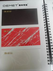 Acrylic MDF with Shinning Colors (ZHUV) pictures & photos