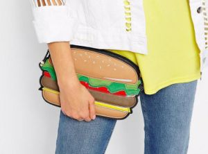 Novelty Hamburger Clutch&Purse Bag for Woman (LD-3030) pictures & photos