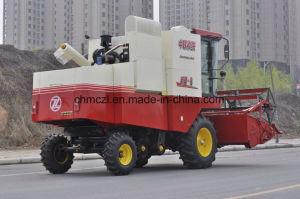 Wheel Type Low Loss Rate Bean Harvester pictures & photos