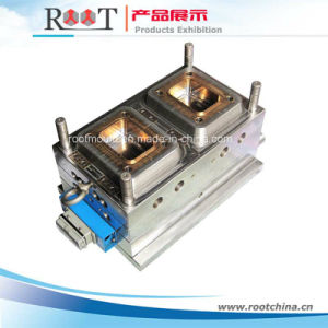 PP Plastic Container Injection Mould pictures & photos