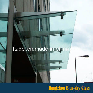 China Ce Certificated 10mm 12mm Clear Frosted Glass