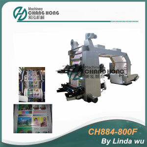 High Speed HDPE Printing Machine (CH884-800F) pictures & photos
