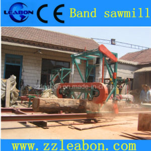 Wood Machinery Horizontal Bandsaw Sawmill pictures & photos