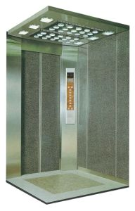 1000kg 2.5m/S Gearless Traction Passenger Elevator