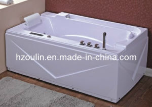 Computer Controled ABS Massage Bathtub (OL-679) pictures & photos