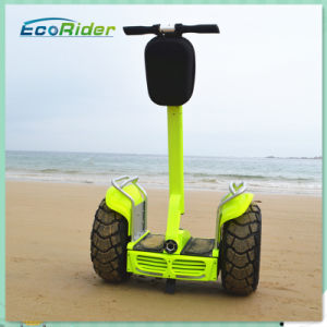 SUV Electric Two Wheeled Vehicle Balanced Scooter 4000W Motor pictures & photos