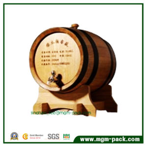Customized Wooden Box/Storage Box/ Wooden Wine Box for Wholesale pictures & photos