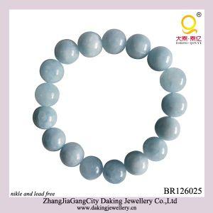 2013 Fashion Stone Bracelet, Light Blue Marble Bracelet, Marble Bracelet pictures & photos