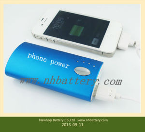 Business Tour Portable Power Source for iPhone, Power Bank, Charger