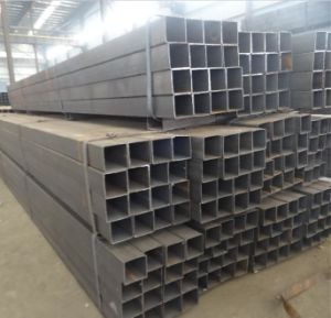 Construction Material Mild Steel Square Pipe From China pictures & photos