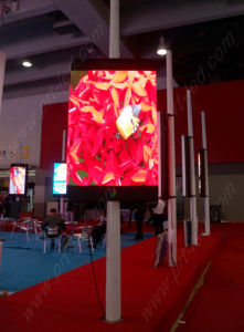 New Design P6 Outdoor LED Display for Standing Poles pictures & photos