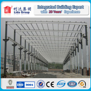 Galvanized Steel Frame Lida Group pictures & photos