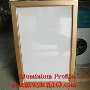 Custom Photo Frame Aluminium Extruction Profile Aluminum Profile OEM pictures & photos