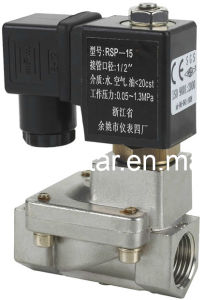 Rsp-J Series Air Water Stainless Steel Magnetic Valve pictures & photos
