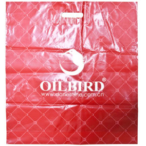 Premium Fashion Printed Die Cut Plastic Bags for Garments (FLD-8577) pictures & photos