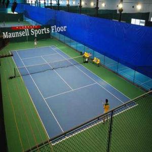 Indoor Plastic Tennis Sports Flooring pictures & photos