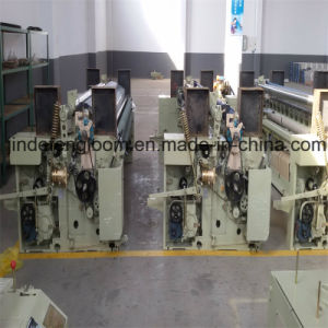 2 Color High Speed Water Jet Weaving Loom Machine with Electronic Let off & Take up pictures & photos