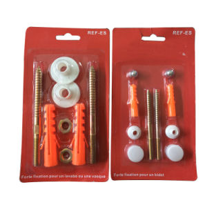Screw Set for Toilet (TP-S001) pictures & photos