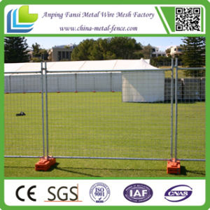 2.1*2.4m As4687-2007 HDG Construction Site Temp Fencing pictures & photos