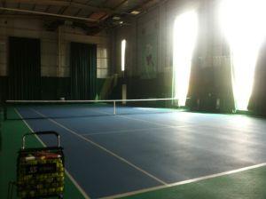 Professional Indoor PVC/Rubber Tennis Flooring pictures & photos