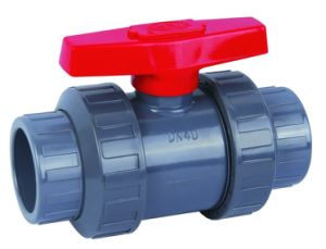 Plastic Socket/Welded Ball Valve pictures & photos