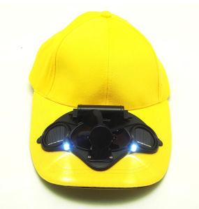 Solar Cap With LEDs (DSC-8)