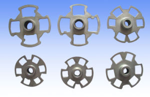 Machined Powder Metallurgical Auto Parts with ISO Certification