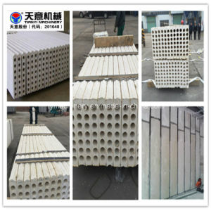 China Best Machine for Making Light Weight Fireproof Cement Wall Board pictures & photos