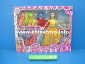 "2017 Hot Selling Plastic Toys 11.5"" Solid Doll for Girl (1012528) pictures & photos"