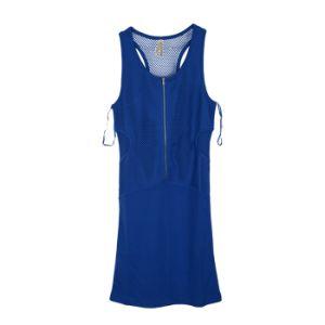Women Fashion Clothing Sleeveless Round Neck Dress Tank Top pictures & photos