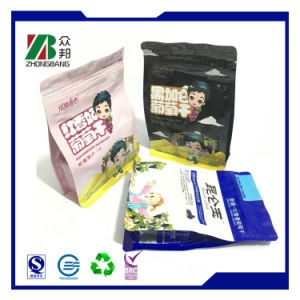 OEM Factory Price Moisture Barrier Food Packing Flat Bottom Bags pictures & photos