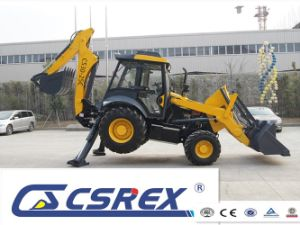 OEM CE Jcb 4X4 Compact Carraro Backhoe pictures & photos