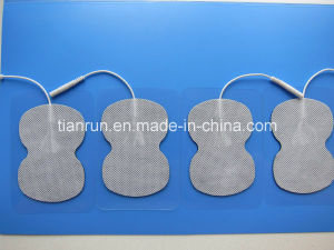 Tens Electrode, Butterfly Shape, 55*80mm pictures & photos