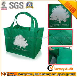 Biodegradable Spunbond Non-Woven Hand Bag pictures & photos