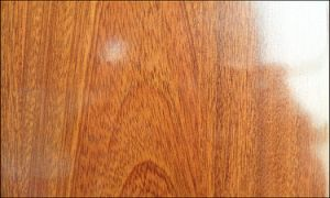 High Gloss Laminate Wood Flooring with Crystal Surface (Design 42) pictures & photos