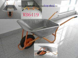 Garden, Industrial and Farming Used Wb6419 Wheel Barrow pictures & photos
