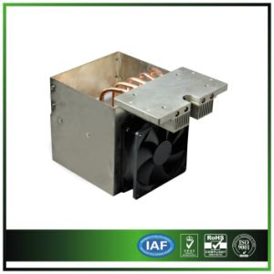 Aluminum Electronics Heatsink with Fan and 5 PCS Heatpipe pictures & photos