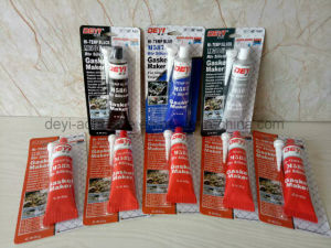 RTV Rubber Silicone Sealant Fireproof pictures & photos