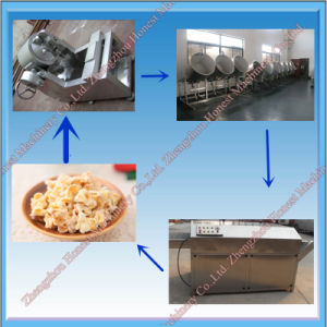 High Quality Corn Machine Production Line pictures & photos