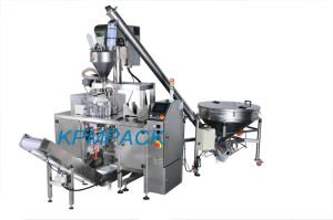 Automatic Retort Pouch Packaging Machine pictures & photos