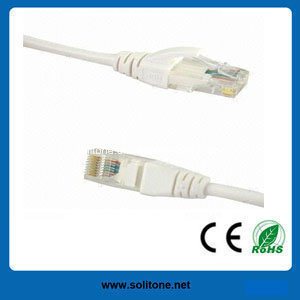 UTP CAT6 Patch Cord Available in Various Color and Length pictures & photos