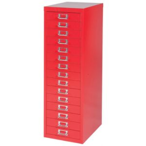 15 Drawers Lateral Filing Cabinet Gt-CD015 for A4 Size pictures & photos