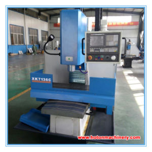 Bed Type CNC Milling Machine (CNC Mill XK7136C) pictures & photos
