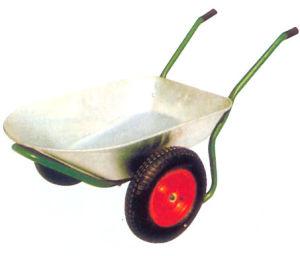 Two Wheel Garden Carts and Wheel Barrow (Wb6406) pictures & photos