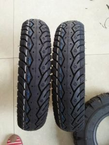 Tubeless Scooter Tyre Motorcycle Tyre 3.00-10, 3.50-10 pictures & photos