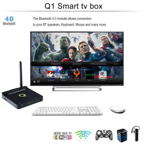 Q1 S912 2+16g Android 6.0 TV Box pictures & photos